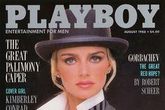 7 Playmates reencenam clássicas capas da Playboy