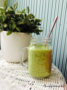 Ruokapankki: Vihreä kookossmoothie
