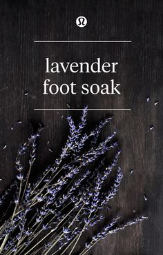 After transitioning to a new season and pounding some serious pavement, chances are you have some sore, tired toes. The natural ingredients (lavender, lemon and various salts) in this foot soak combat the less-than-glamorous effects running can have on your feet.