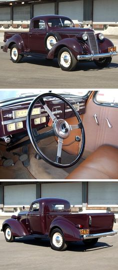 1937 Studebaker Coupe Express ★。☆。JpM ENTERTAINMENT ☆。★。