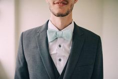DIY Bow Tie - FREE Sewing Pattern and Tutorial