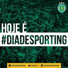 É hoje! O regressa a Alvalade! Today is the day! We are back in Alvalade! Best Club, Bus Travel, Sports Clubs, Scp, Letting Go, Instagram Posts, Portuguese, Soccer, Football