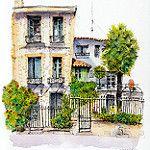 Bergerac, France por wanstrow