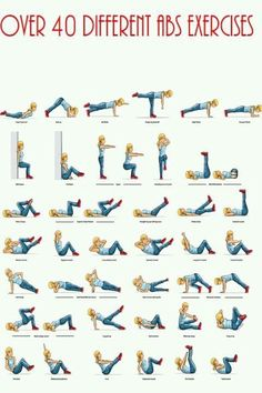 Well went on Pinterest to find ab work outs, this was the 3rd pin I saw before putting in a search...