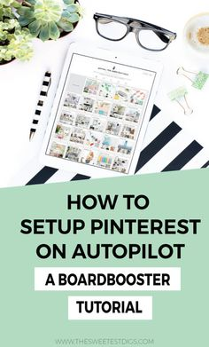 Want to drive more traffic to your blog? Use my favourite Pinterest Scheduler, Boardbooster, to do it- it's faster, better, and consistent. Best part is that you can put it on autopilot and only spend minutes a week! Click through for a full how-to tutori