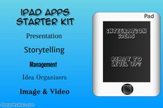 TOUCH this image: iPadAppsStarterKit by flinng