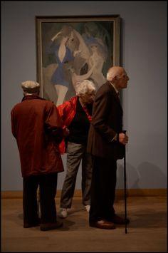 harry gruyaert(1941- ), france. ile de france region. paris. exhibition. 2007. http://pro.magnumphotos.com/Asset/-2TYRYDBAQP3V.html