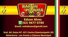 Eu recomendo OobaboOa- Centro, #Damianópolis, #Goiás, #Brasil