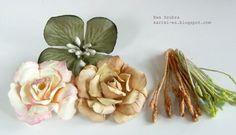 Ewa Szubra: Jak w prosty sposób zrobić pręciki kwiatowe