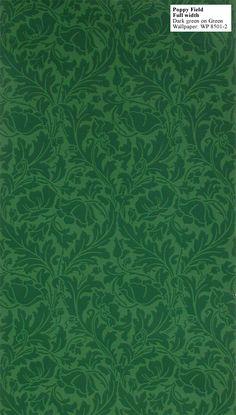 Textiles/wallpaper - 1880 - 1900