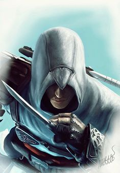 20 Ilustraciones de Assassin's Creed