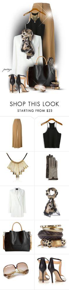 """Share The Flare"" by rockreborn ❤ liked on Polyvore featuring STELLA McCARTNEY, Mario Portolano, Lanvin, Givenchy, Dooney & Bourke, Balenciaga, Camilla Elphick, women's clothing, women's fashion and women"