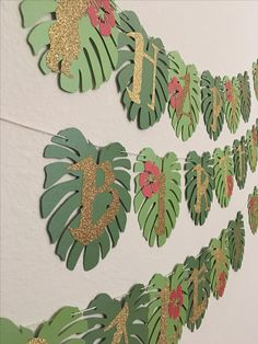 Ultimate personalized Moana or Maui themed Banners with gold or silver glitter letters and an option to choose different colored leaves to match your party theme colors!! ... Moana Party Pack, Maui Party Pack, Moana banner, Moana garland, Maui banner, Maui garland maui cake topper, Moana cake topper, Moana cupcake topper, Moana, Maui, Moana party or event invitations, Moana table confetti, Luau, island Birthday Party, Luau party, Moana party, Maui party, Moana birthday, Maui birthday