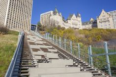 Gallery of Canada's First Ever Funicular Opens in Downtown Edmonton - 5