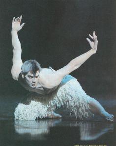 Adam Cooper -Swan lake