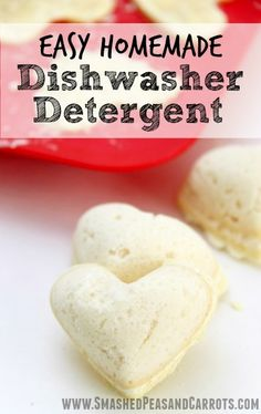 About once a month or so I will spend a night listening to podcasts and re-supplying a bunch of my time-tested and well-used DIY products with my favorite Natural Living recipes.  One that I really love and realize I haven't shared yet on here is my easy Homemade Dishwasher Detergent. I tend to make this detergent into …