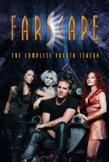 Farscape (TV Series 1999–2003)...Thrown into a distant part of the universe, an Earth astronaut finds himself part of a fugitive alien starship crew...