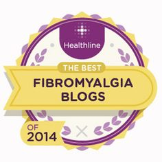 "The Best Fibromyalgia Blogs of the Year - may be of interest to browse through and find one to fit your own personality and situation before ""blogging"" yourself down with too much to read."