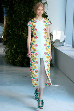 I love this collection! Behind Delpozo's Growing Cachet - WSJ.com