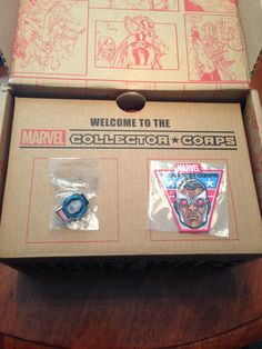 Marvel Collector Corps - Secret Wars August 2015 (5 Stars)