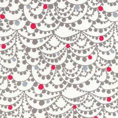 Revelry - Gala - Cloud 9 Organic Cotton VOILE - 1/2 Yard