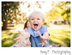 Avondale Park | 2 year old boy | Laughing kid photos | Outdoor photo session