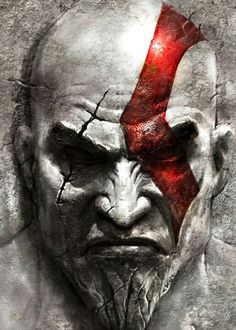 #Kratos  #playstation