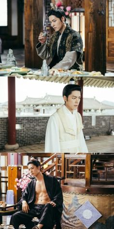 hong jong hyun, his character is a total dirtbag, but he is adorable~ and a beautiful. — i haven't seen Moon Lovers: Scarlet Heart Ryeo yet but aaaaaaaaa Hong Jonghyun 😭😭😭😭😭👍👍👍👏👏👏💖💖💖💖 Hong Jong Hyun, Jung Hyun, Asian Actors, Korean Actors, Korean Dramas, Korean Star, Korean Men, Lee Joon, Kang Haneul