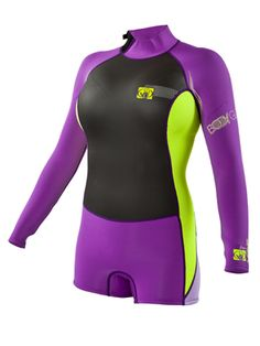 Body Glove Womens Shorty Spring Wetsuit  Size 9-10 Core X 2//1