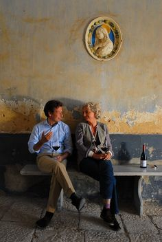 Are you a fan of Sicilian wines? Meet the people who make the magic happen