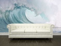 Modern Wall Decorating with Large Photo Art Prints Creating Stunning Accent Walls