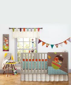 Look what I found on #zulily! Timbuktales Four-Piece Bedding Set #zulilyfinds