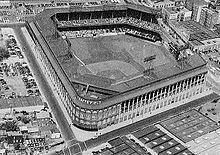 Ebbets Field, Brooklyn