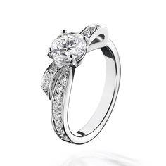 リュバン ドゥ シャネル リング - CHANEL(シャネル)の婚約指輪(エンゲージメントリング)