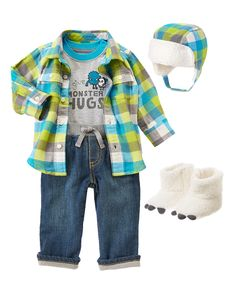 Gymboree kids clothing celebrates the joy of childhood. Shop our wide selection of high quality baby clothes, toddler clothing and kids apparel. Newborn Fashion, Baby Boy Fashion, Toddler Fashion, Toddler Outfits, Baby Boy Outfits, Kids Outfits, Kids Fashion, Coming Home Outfit Boy, Kids Wear Boys
