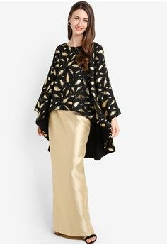 RM 248.00 Zolace Give In To Luxe Baju Kurung Moden Original Brand!