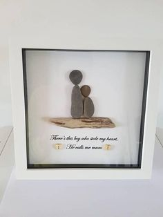 Check out this item in my Etsy shop https://www.etsy.com/uk/listing/549524231/handmade-pebble-art-picture-mother-and