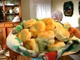 Southern biscuits, Alton Brown recipe. Made these this morning, now my new go to recipe for biscuits!