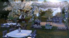 magnolianfarewell Meadow of Matrimony   Preview Set for Rustic Romance
