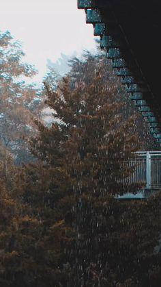 Som da chuva