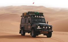 Self-Drive Sahara Desert Tours in Libya Driving Safety, Self Driving, Land Rover Off Road, Land Rover Defender 110, Landrover Defender, Best 4x4, Desert Tour, Off Road Adventure, Expedition Vehicle