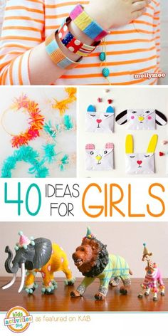 Kid crafts not just