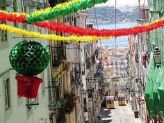 Santos Populares em Lisboa