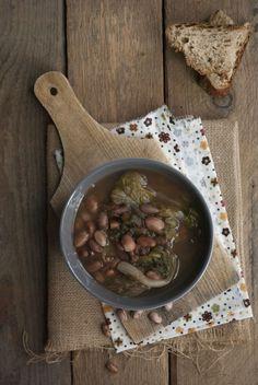 zuppa di fagioli e scarole (15)