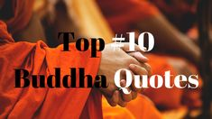 Top buddha quotes on life