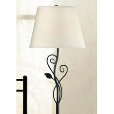 @Overstock - An elegant oil rubbed bronze finish and leaf design highlight this Cirrus floor lamp. This light also features a cream tapered drum shade.http://www.overstock.com/Home-Garden/Kenroy-Cirrus-Cream-Drum-Shade-Bronze-Indoor-Floor-Lamp-57-x-13/5576251/product.html?CID=214117 $61.19