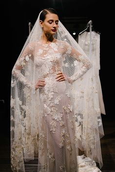 b5a10fa4fe39 In the Showroom with the New Naeem Khan Bridal Collection