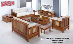 news and information about the latest homes, furniture, wallpapers and technology around the world. Latest Wooden Sofa Designs, Wooden Sofa Set Designs, Latest Sofa Set Designs, Corner Sofa Design, Living Room Sofa Design, Wooden Couch, Wood Sofa, Corner Sofa Wooden, Furniture Sofa Set