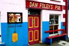 Dan Foley's Pub Ireland