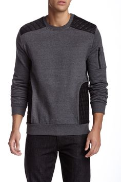 ELEVENPARIS Kouk Pullover Sweater by ELEVENPARIS on @HauteLook